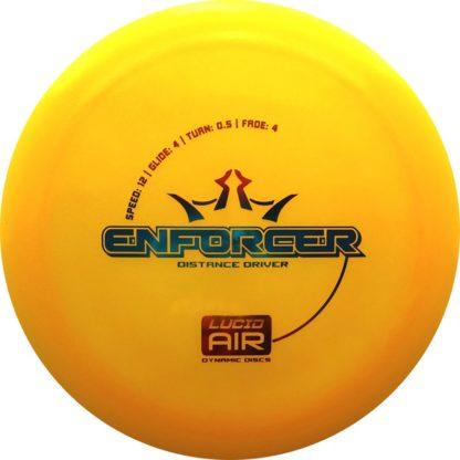 Dynamic Discs Enforcer Lucid Air