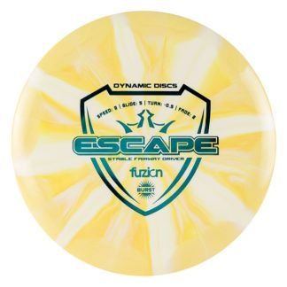 Dynamic Discs Escape Burst Fuzion