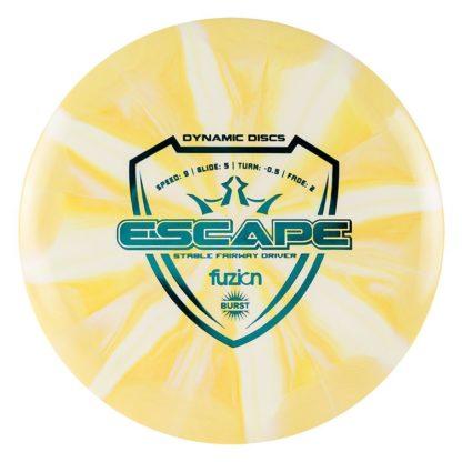 Dynamic Discs Escape Burst Fuzion