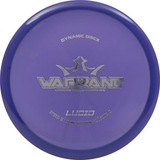 Dynamic Discs Warrant Lucid