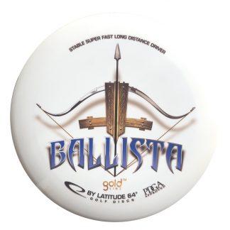 Latitude 64 Ballista Gold DecoDye