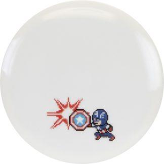 Latitude 64 Compass Gold DyeMax 8-Bit Captain America Marvel