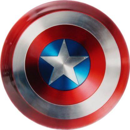 Latitude 64 Compass Gold DyeMax Captain America Shield Marvel