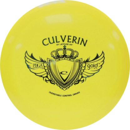 Latitude 64 Culverin Gold