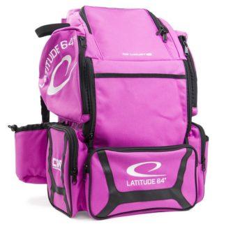 Latitude 64 DG Luxury E3 Backpack Pink