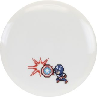 Latitude 64 Gladiator Gold DyeMax 8-Bit Captain America Marvel