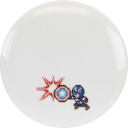 Latitude 64 Gladiator Gold DyeMax 8-Bit Captain America Marvel
