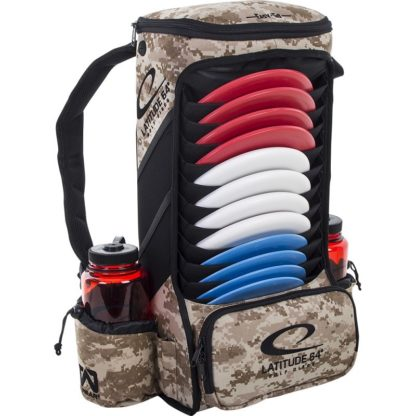 Latitude 64 Easy-Go Backpack Digital camo