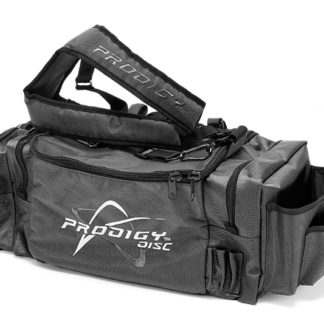 Prodigy Disc Tournament Bag Gray