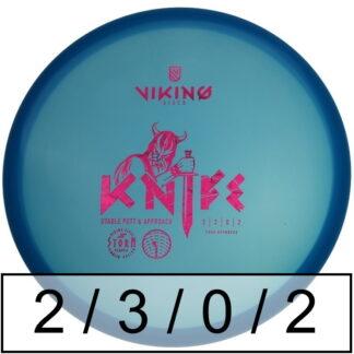 Viking Discs Knife Storm