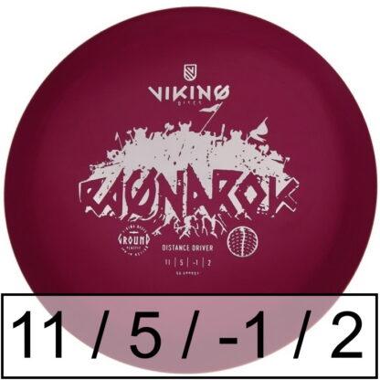 Viking Discs Ragnarok Ground