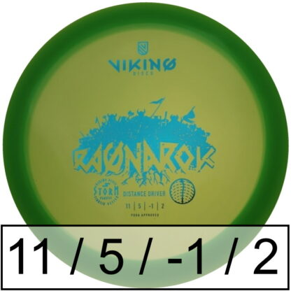 Viking Discs Ragnarok STorm