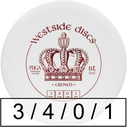 Westside Discs Crown BT Soft