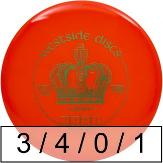 Westside Discs Crown VIP