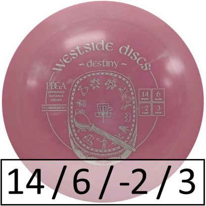 Westside Discs Destiny Tournament