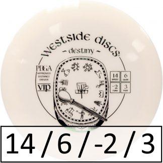 Westside Discs Destiny VIP
