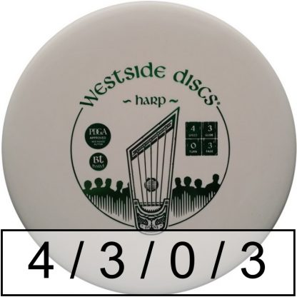 Westside Discs Harp BT Hard