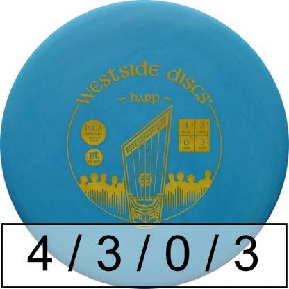 Westside Discs Harp BT Medium