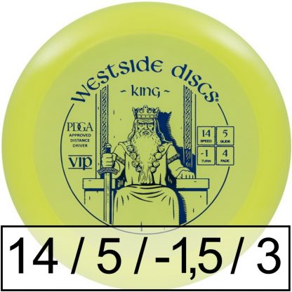 Westside Discs King VIP