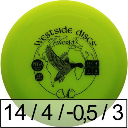 Westside Discs World VIP