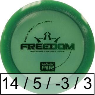 Dynamic Discs Freedom Lucid Air