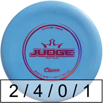 Dynamic Discs Judge Classic Supersoft