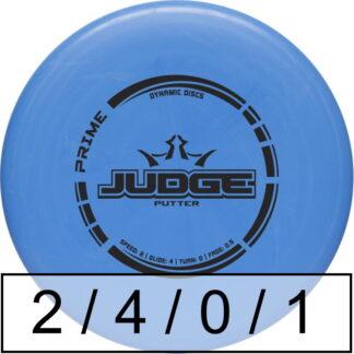 Dynamic Discs Judge Prime
