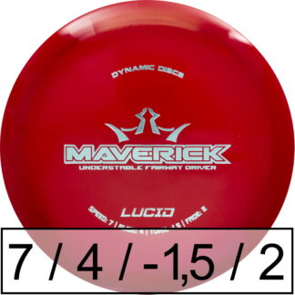 Dynamic Discs Maverick Lucid