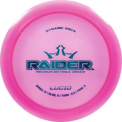 DD Raider Lucid