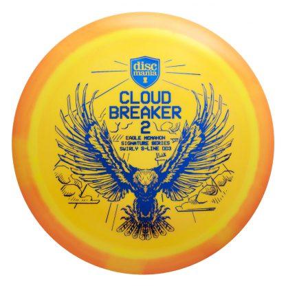 Discmania Cloud Breaker 2 Eagle McMahon Swirly S