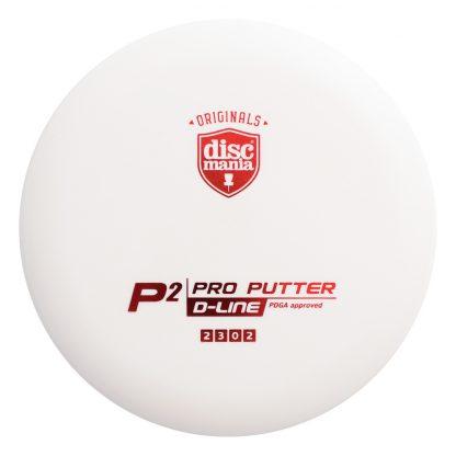 Discmania P2 Pro Putter D-line