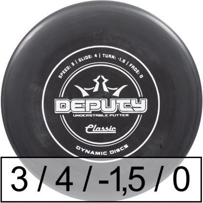 Dynamic Discs Deputy Classic