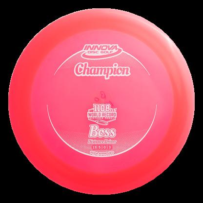 Innova Boss Champion