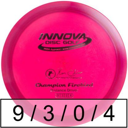 Innova Firebird Champion Ken Climo