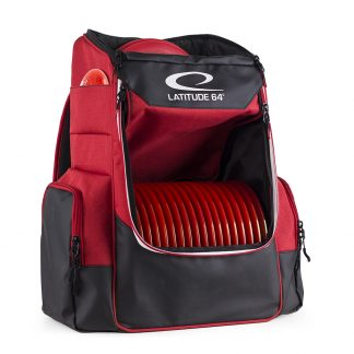 Latitude 64 Core Bag Red
