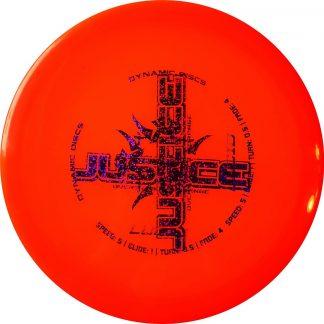Dynamic Discs Justice Lucid Misprint