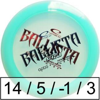 Latitude 64 Ballista Opto Misprint