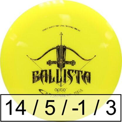 Latitude 64 Ballista Opto