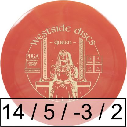 Westside Discs Queen Tournament