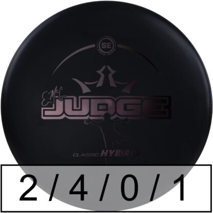 Dynamic Discs Judge Judge Emac Classic Hybrid – Special Edition