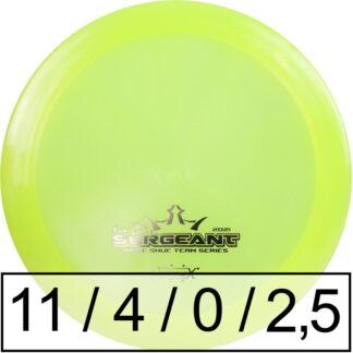 Dynamic Discs Sergeant Paige Shue Lucid-X Glimmer (v1 2021)