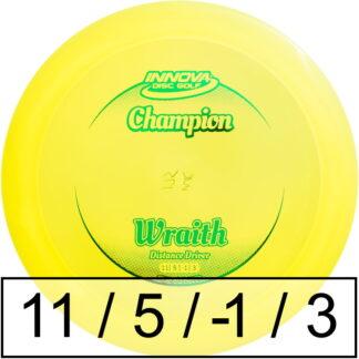Innova Wraith Champion