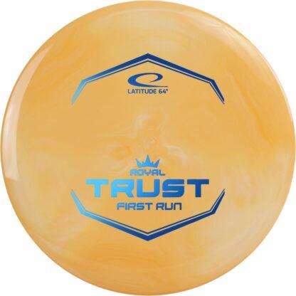 Latitude 64 Trust Royal Grand First Run