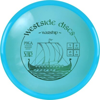 Westside Discs Warship VIP